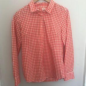 J.Crew perfect shirt 100% cotton